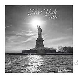 Kalendarz Nowy Jork New York 2021 Calendar