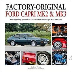 Factory-Original: Ford Capri MK2 & MK3  Motoryzacja, transport