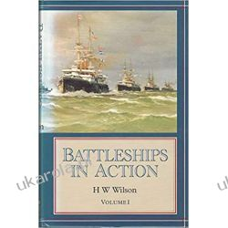 Battleships in Action, Vol. 1 Militaria, broń, wojskowość