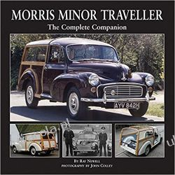 Morris Minor Traveller: The Complete Companion Motoryzacja, transport
