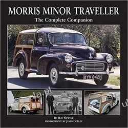 Morris Minor Traveller: The Complete Companion Samochody