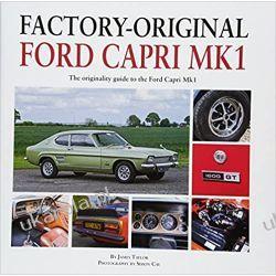 Factory-Original Ford Capri Mk1 Motoryzacja, transport