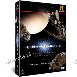 The Universe: The Complete Season 3 (4-Disc Set) [DVD]
