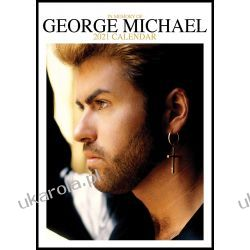 Kalendarz George Michael 2021 Calendar A3