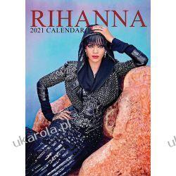 Kalendarz Rihanna 2021 Calendar A3