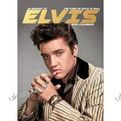 Kalendarz Elvis 2021 Calendar A3