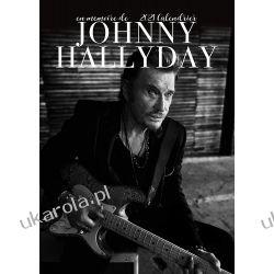 Johnny Hallyday 2021 Calendar A3