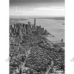 Kalendarz New York 2021 Poster Calendar