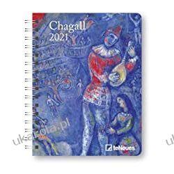 Kalendarz Chagall 2021 Diary Calendar Pozostałe