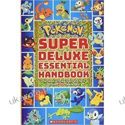 Pokemon: Super Deluxe Essential Handbook Pozostałe