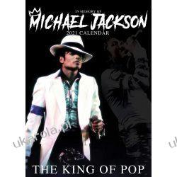 Kalendarz Michael Jackson 2021 Calendar Kalendarze ścienne