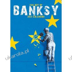 Kalendarz Banksy 2021 Calendar Kalendarze ścienne