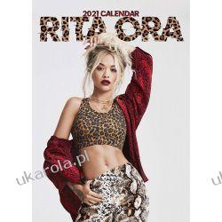 Kalendarz Rita Ora 2021 Calendar Kalendarze ścienne