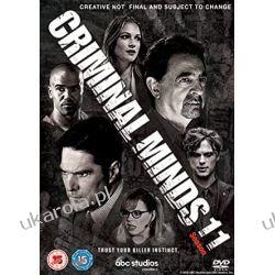 Criminal Minds - Season 11 [DVD]  Płyty DVD