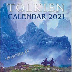 Kalendarz Tolkien Calendar 2021 Kalendarze ścienne
