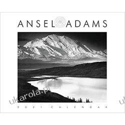 Kalendarz Ansel Adams 2021 Wall Calendar  Kalendarze ścienne