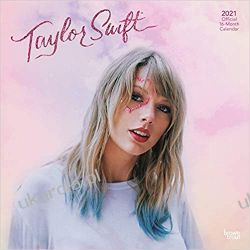 Taylor Swift 2021 Square Wall Calendar