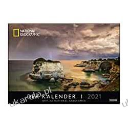 Kalendarz The Best of National Geographic Calendar 2021 Der Kalender  Marynarka Wojenna
