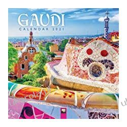Gaudí Wall Calendar 2021 (Art Calendar) by Flame Tree Studio