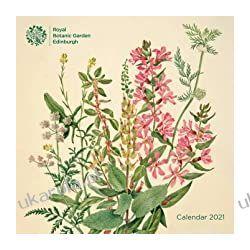 Royal Botanic Gardens, Edinburgh Wall Calendar 2021 (Art Calendar)