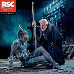 Royal Shakespeare Company - The Comedies Wall Calendar 2021 (Art Calendar) Kampanie i bitwy