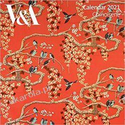 V&A - Chinoiserie Wall Calendar 2021 Pozostałe