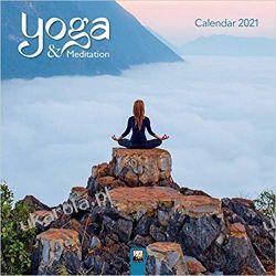 Yoga & Meditation Wall Calendar 2021