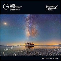Royal Observatory Greenwich - Astronomy Photographer of the Year Wall Calendar 2021