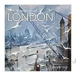 Museums of London - Paintings of London Wall Calendar 2021 (Art Calendar) Pozostałe