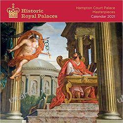 Historic Royal Palaces - Hampton Court Palace Masterpieces Wall Calendar 2021
