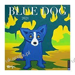 Blue Dog 2021 Square Wall Calendar  Pozostałe