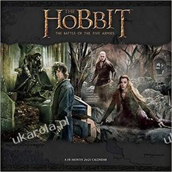 The Hobbit 2021 Calendar Historyczne
