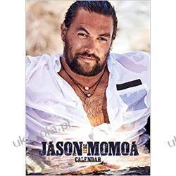 Jason Momoa 2021 Calendar  Książki i Komiksy