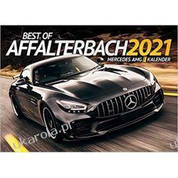 Best of Affalterbach - Mercedes AMG 2021 Calendar Książki i Komiksy