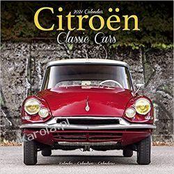 Citroen Classic Cars 2021 Calendar  Książki i Komiksy
