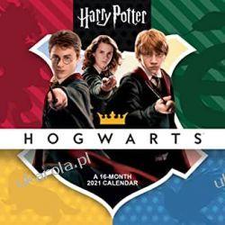 Harry Potter 2021 Calendar  Książki i Komiksy