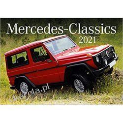 Mercedes Classics 2021 Calendar Książki i Komiksy