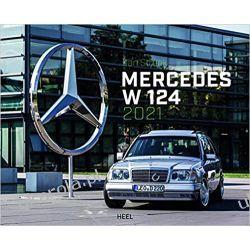 Kalendarz z mercedesami Mercedes Benz W 124 2021 calendar