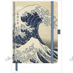 Hokusai 2021 ArtLine Diary