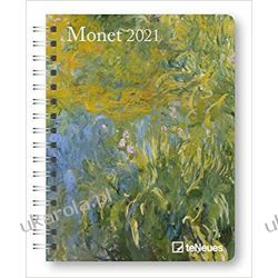Art Diary - Monet 2021 Deluxe Diary