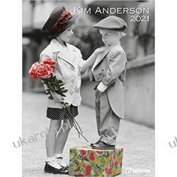 Kalendarz Kim Anderson 2021 Poster Calendar II wojna światowa