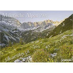 Kalendarz Alpy Fascinating Alps 2021 Wall Calendar