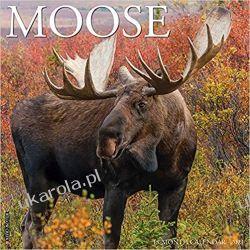 Kalendarz Łosie Moose 2021 Calendar