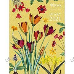 Royal Horticultural Society Desk Diary 2021 Kalendarze książkowe