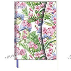 Kalendarz Flower Fantasy 2021 Large Magneto Diary Calendar Kalendarze książkowe