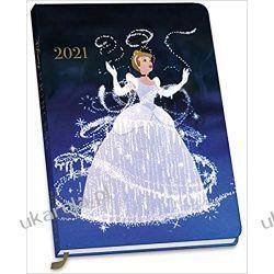 Official Disney Princess 2021 Diary - A5 Diary calendar Kalendarze książkowe