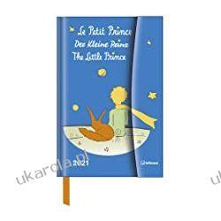 The Little Prince 2021 Small Magneto Diary Kalendarze książkowe