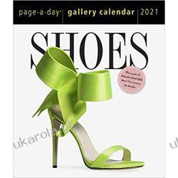 Shoes Page-A-Day Gallery Calendar 2021 Calendar buty Pozostałe