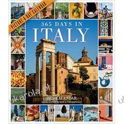 365 Days in Italy Picture-A-Day Wall Calendar 2021 włochy Pozostałe