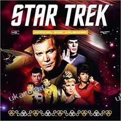 Official Star Trek Tv Series (Classic) 2021 Calendar Marynarka Wojenna